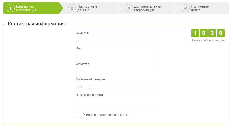 авто в кредит в москве новое